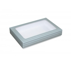 Коробка подарочная с окном 230*150*40 мм, дизайн 011