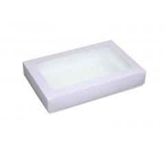 Коробка подарочная с окном 230*150*40 мм, дизайн 04
