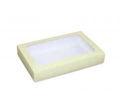 Коробка подарочная с окном 230*150*40 мм, дизайн 023