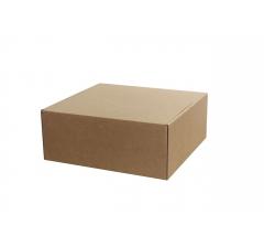 Коробка  200*200*85 мм, дизайн 12