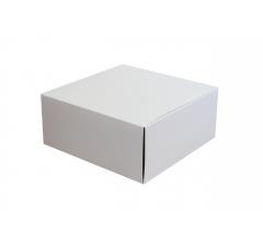 Коробка 231*231*100 мм, №4 ,белый
