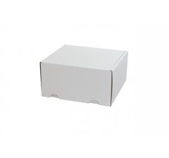 Коробка 180*160*90 мм, бел, ДП76