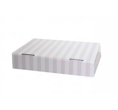 Коробка  28*21*6 см, дизайн 19