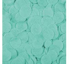 Конфетти тишью, круги, тиффани, 2,5 см, 10 гр