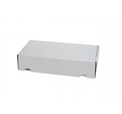 Коробка 280*150*60 мм, бел, ДП71