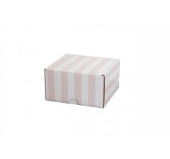 Коробка  12*12*7 см, дизайн 25