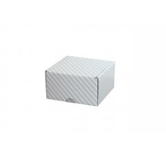 Коробка  12*12*7 см, дизайн 27