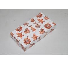 Коробка 18*9*4 см НГ, дизайн 29