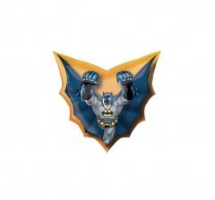 Шар (71*69 см) ФИГУРА Бэтмен в полете