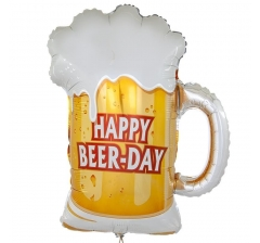 Шар (28''/71 см) Пиво в кружке