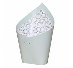 Кулёк для цветов 260*160*120 мм, дизайн 2021-37