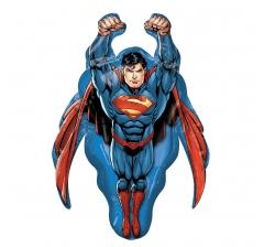 шар (58*86 см) ФИГУРА Супермен летящий