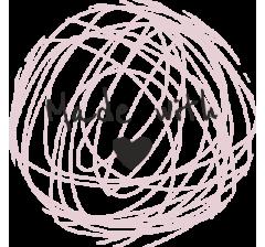Стикер НДП,размер 5 см, дизайн 71
