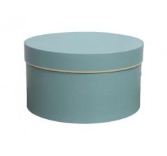 Коробка цилиндр, d-200, h-110, дизайн 8