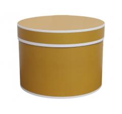 Коробка цилиндр d-200, h-150, дизайн 20