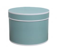 Коробка цилиндр d-200, h-150, дизайн 23