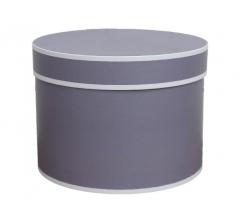 Коробка цилиндр d-200, h-150, дизайн 26