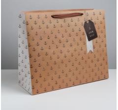 Квадратный пакет, Арт.3860973, размер 49*40*19 см