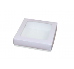 Коробка подарочная 150*150*40 мм, дизайн 17