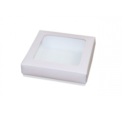 Коробка подарочная 150*150*40 мм, дизайн 18