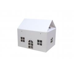 Коробка-домик 28*21*16 см (без крыши), белый