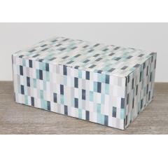 Коробка 28*19*12 см, дизайн 2020-10, полноцветная