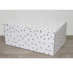 Коробка 28*19*12 см, дизайн 2020-5, полноцветная