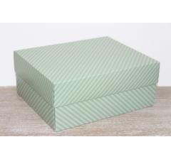 Коробка подарочная 280*230*120 мм, дизайн 2020-3, полноцветная