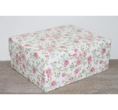 Коробка подарочная 280*230*120 мм, дизайн 2020-10, полноцветная