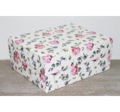 Коробка подарочная 280*230*120 мм, дизайн 2020-8, полноцветная