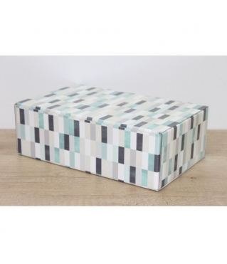 Коробка 24*15,7*8 см, дизайн 2020-64