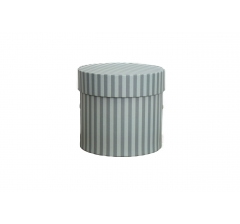 Коробка цилиндр, d-120, h-110, дизайн 63/1