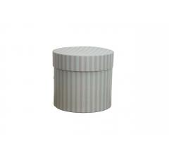 Коробка цилиндр, d-120, h-110, дизайн 78/1