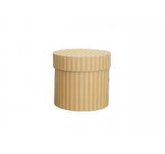 Коробка цилиндр, d-120, h-110, дизайн 82/1