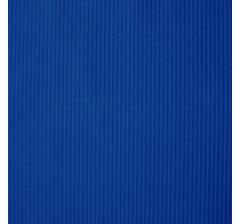 Бумага гофрированная 50 см/10 м, синяя