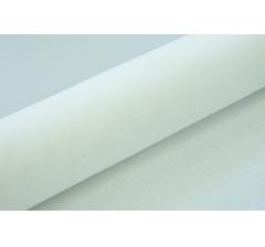 Джутовая ткань 50 см/ 4,5 м, белая