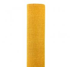Джут 50 см/ 5 м, желтый