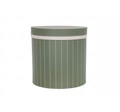 Коробка для цветов d-200, h-200, дизайн 101