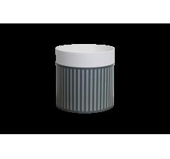 Коробка круглая картонная (без крышки) 150*150 дизайн 155