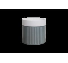 Коробка круглая картонная (без крышки) 150*150 дизайн 157