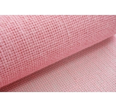 Джут 50 см/ 5 м, розовый