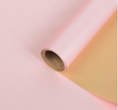 """Корейская пленка """"Шарм"""" 50 см/ 5 м, розовый"""