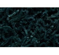 Бумажная дизайнерская стружка (100 г), темный сине-серый