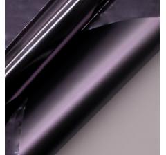"""Корейская пленка """"Зеркальная"""" 60 см/5 м, фиолетовая"""