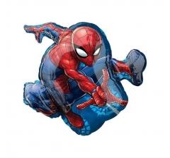 шар (43*73 см) ФИГУРА Человек паук в прыжке
