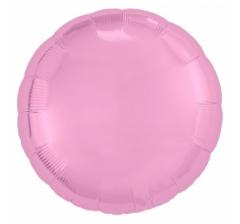 Шар (18''/46 см) Круг, Розовый фламинго