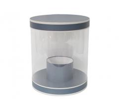 Коробка цилиндр, d-255, h-310, дизайн 8