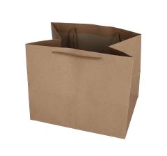 Пакет подарочный натуральный 23cm /28cm /21cm 9T7161