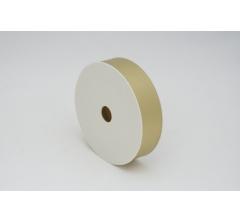 Лента пластиковая 3 см* 50 ярдов, PAP196 золотая