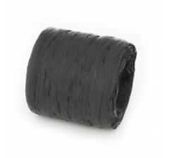 Рафия искусственная 200 м, черная
